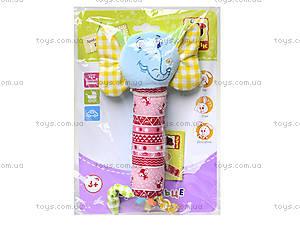 Погремушка-палочка «Слон Милаш», MK3101-01, купить
