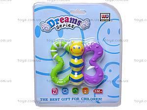 Погремушка «Пчелка» для детей, WD3314