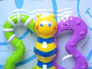 Погремушка «Пчелка» для детей, WD3314, фото
