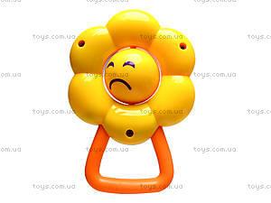 Детская погремушка «Цветок», 777-50, купить