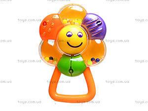 Детская погремушка «Цветок», 777-50, отзывы