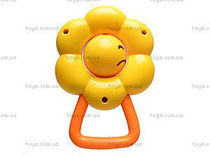 Детская погремушка «Цветок», 777-50, цена
