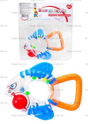 Погремушка для малышей «Рыбка», 777-50E