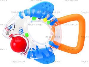 Погремушка для малышей «Рыбка», 777-50E, цена