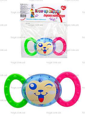 Погремушка для малышей «Чебурашка», 777-50I