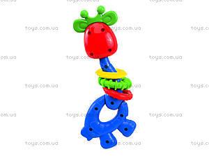 Погремушка для малышей «Жирафик», U968T, купить