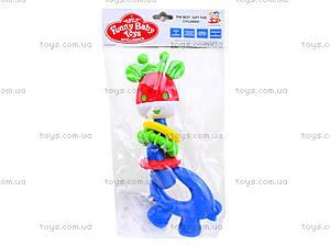 Погремушка для малышей «Жирафик», U968T, отзывы