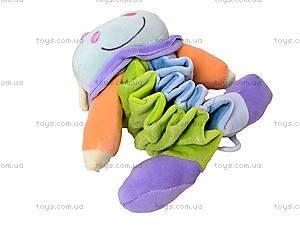 Погремушка-подвеска «Гиппопотам», 2260-2, купить