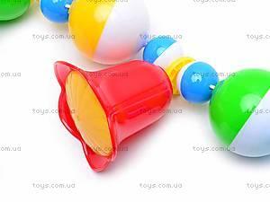 Погремушка-подвеска «Колокольчики», 01544, купить
