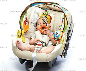 Погремушка-подвеска «Лесная сказка», 1403100458, детские игрушки