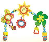 Погремушка-подвеска «Солнечная прогулка», 1401505830, фото
