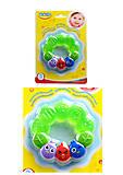 Погремушка-прорезыватель с водой Птички, 57108, детские игрушки