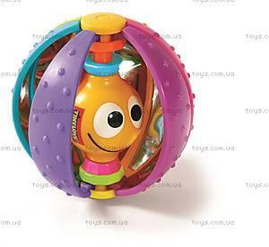 Погремушка «Радужный мяч», 1100700458