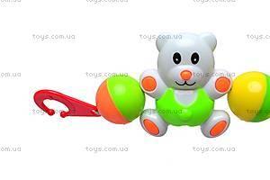 Погремушка-растяжка «Мишки», 6352B, купить