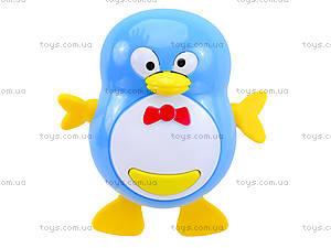 Погремушка со звуком «Пингвинчик», 20611E, купить