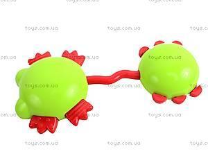 Погремушка с грызунком, XY231C232C2, детские игрушки