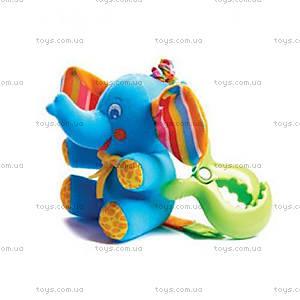 Погремушка «Слоненок Элли», 1106300458, купить
