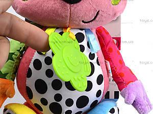 Мышка погремушка - тянучка, 11504, фото