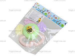 Погремушка-грызунок для малышей, 678B, отзывы