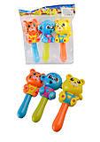 Детская игрушка в ручку, 665-3, фото