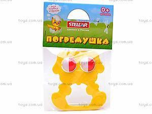 Погремушка «Веселые друзья», 01532, детские игрушки