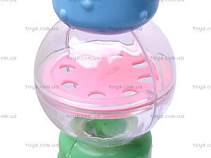 Погремушка «Веселые шарики», 0280, фото