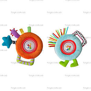 Погремушка для детей «Веселые шарики», 11165