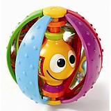 Погремушка из пластика «Радужный мяч», 1100700458, фото