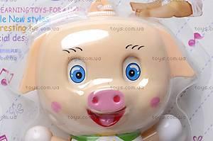 Погремушка заводная «Забавные животные», 0609-29, купить