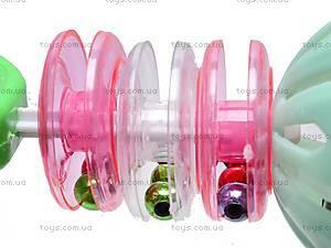 Погремушки для деток в ручку, 2109A, игрушки