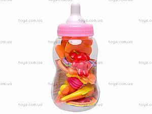 Погремушки для малышей в бутылочке, 2308-2, купить