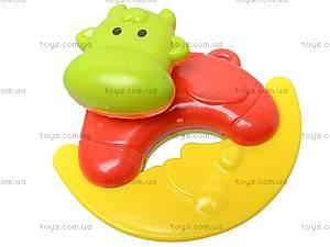 Погремушки в наборе, 6 штук, BM3306B, детские игрушки