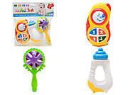 Детские погремушки для малышей, 8351A-11, фото