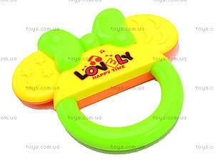 Игровые погремушки для детей, 5 штук, 6118, игрушки