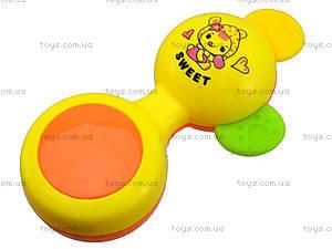 Погремушки игровые 6 штук , 6114, детские игрушки