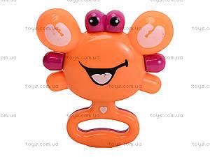 Набор погремушек «Зоопарк», 6140, toys.com.ua