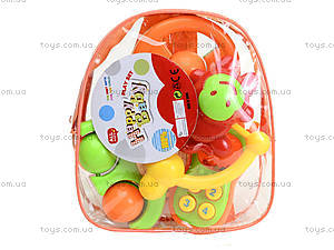 Набор детских погремушек для малышей , BM3240A, игрушки