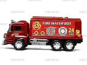 Игрушечная пожарная машина Fire, 128-34, игрушки
