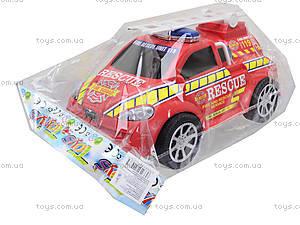 Игрушечная инерционная пожарная машина, 5398, купить