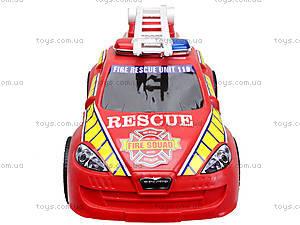 Игрушечная инерционная пожарная машина, 5398, отзывы