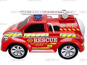 Игрушечная инерционная пожарная машина, 5398, цена