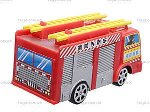 Игрушечная машина «Пожарная», TS-5512, купить
