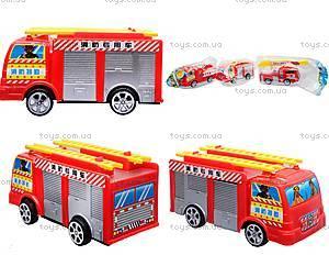 Игрушечная машина «Пожарная», TS-5512