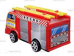 Игрушечная машина «Пожарная», TS-5512, цена