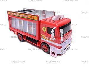 Пожарная машина для детей, B988A