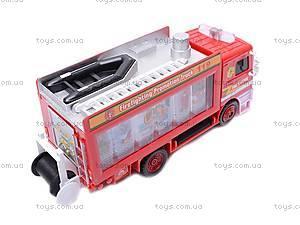 Пожарная машина для детей, B988A, отзывы