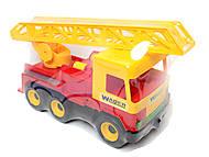 Пожарная машина Middle truck, 39225, купить