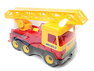Пожарная машина Middle truck, 39225, отзывы