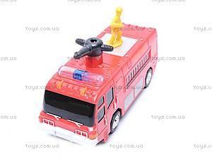Пожарная машина с мыльными пузырями, 1098, купить