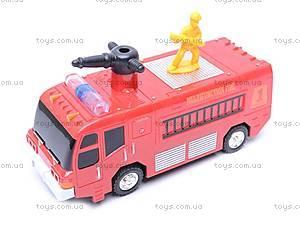 Пожарная машина с мыльными пузырями, 1098